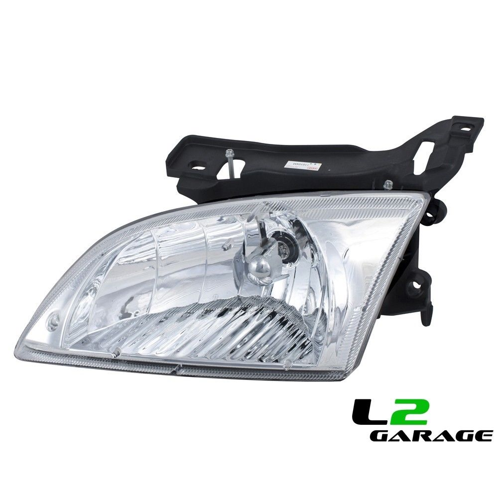 Details About Fits Chevy 00 02 Cavalier Headlight Head Lamp Embly Lh Left Driver Side