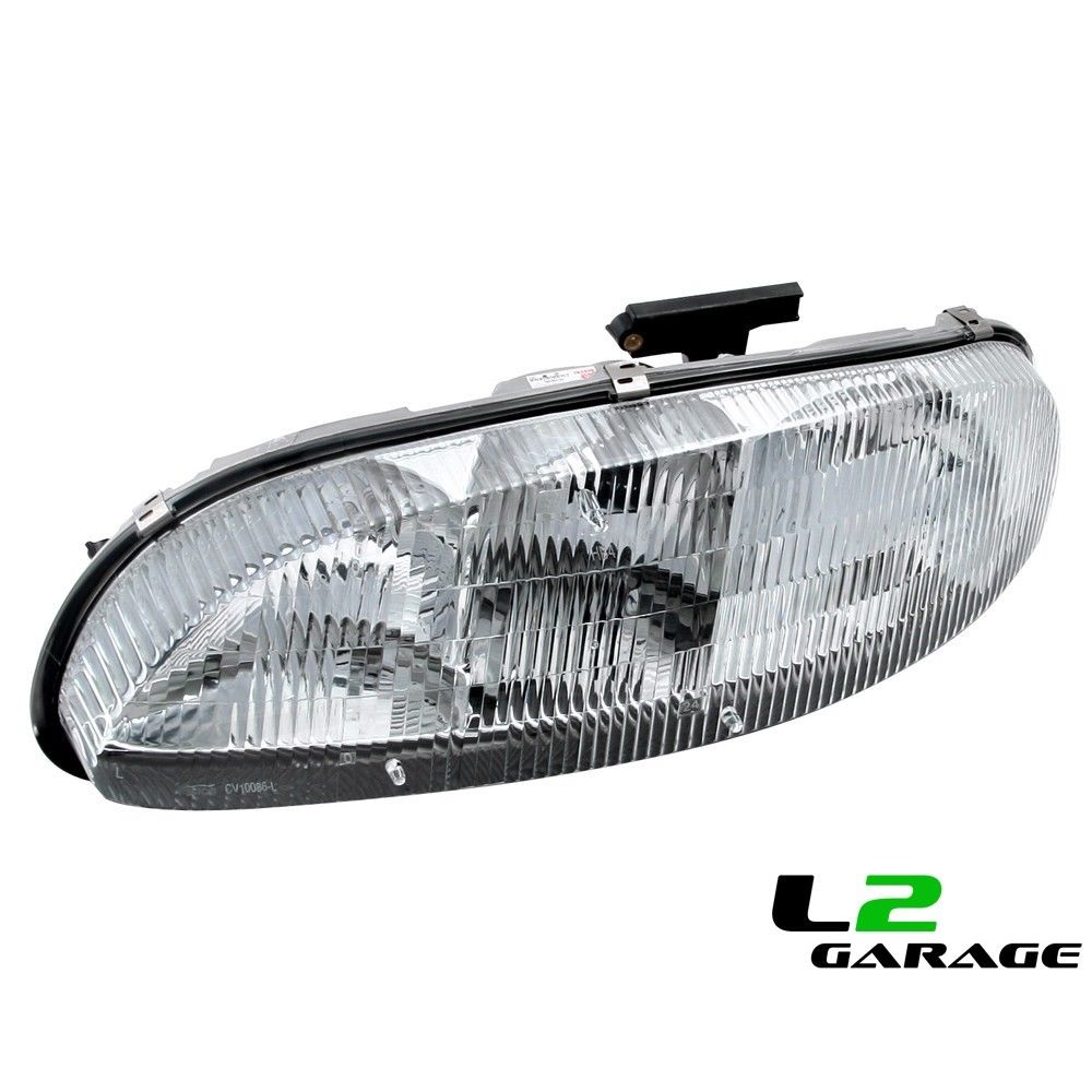 Details About Fits Chevrolet Chevy 95 01 Lumina Headlight Head Lamp Lh Left Driver Side